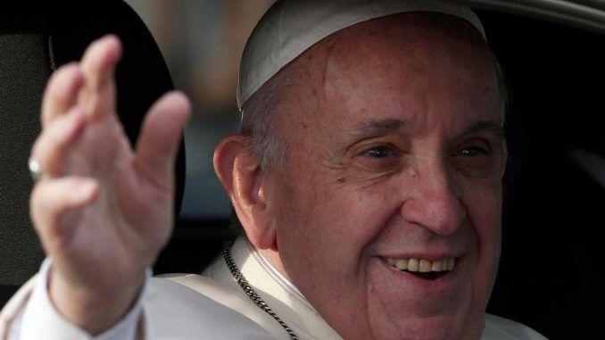 Pope Francis cuts jail time for pedophile priests