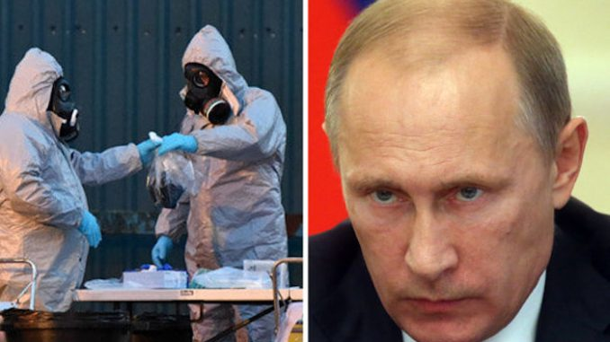 Putin says Skripal poisoning is terrorist attack against Russia