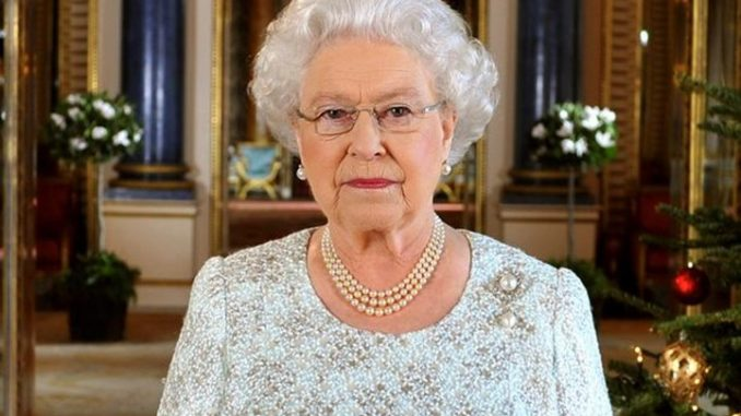 """Queen Elizabeth has written and recorded a speech addressing an """"imminent global war"""" that she claims has been planned by powerful forces."""