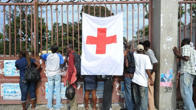 The Red Cross has only built six homes in Haiti with half a billion dollars in donations, after promising to build 130,000.