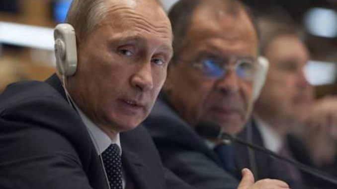 Russia warns US against committing false flag attack in Syria