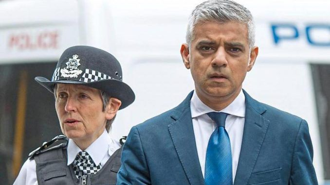 Child sex crime almost double in Sadiq Khan's London
