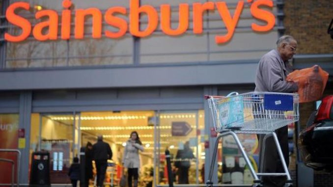 Sainsbury's bans easter from their chocolate eggs