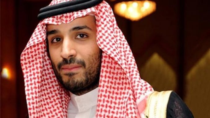 Saudi crown prince admits that Deep State asked Saudi Arabia to spread Wahhabism to the West