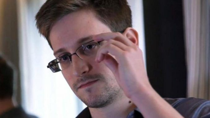 Edward Snowden says the deep state have infiltrated the White House