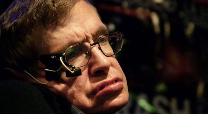 Stephen Hawking warned of alien takeover during his final moments on Earth