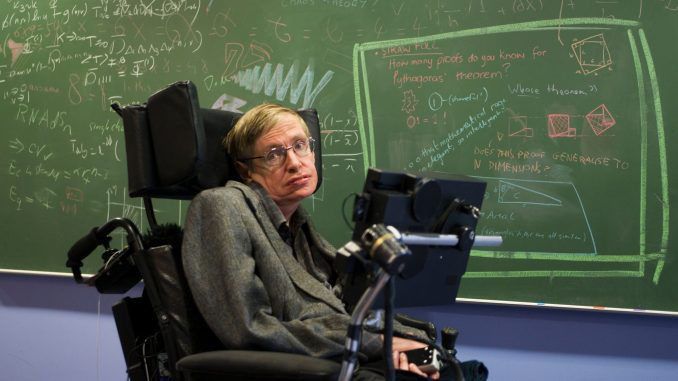 The late Stephen Hawking was a fierce critic of zionism