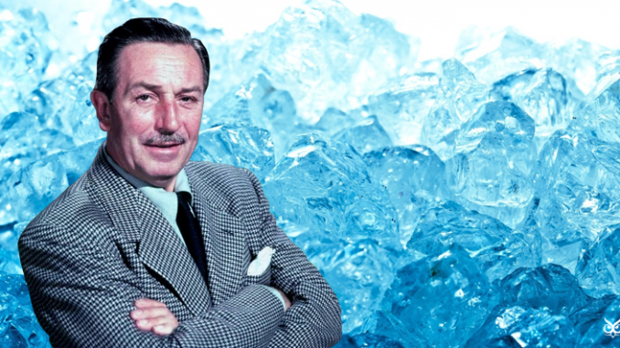 Disney created Frozen in order to hide Google search results about Walt Disney being frozen