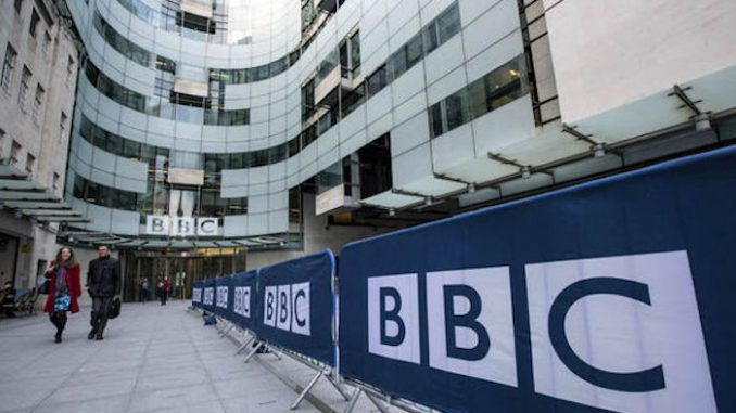 BBC admits it screens employees to weed out subversive types