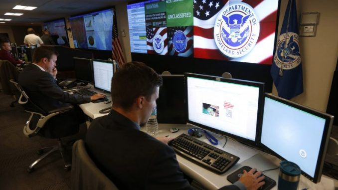 DHS create database to track independent journalists and conspiracy theorists
