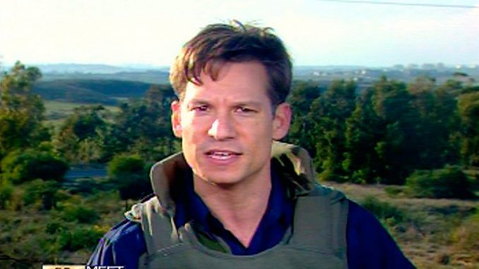 NBC reporter claims he was kidnapped by CIA posing as Syrian agents in order to turn him anti-Syria