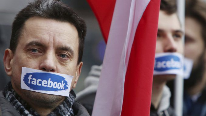Polish government tackle Facebook's censorship of independent journalists