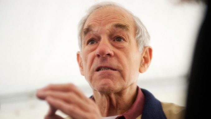 Ron Paul says Trump will regret allowing the Neocons to dictate foreign policy