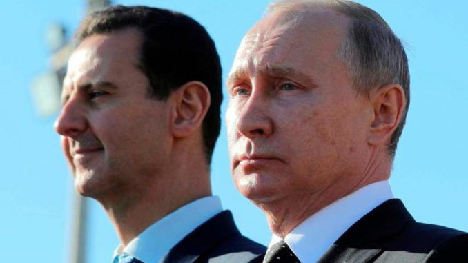 Russia prepares to retaliate against U.S. airstrikes over Syria