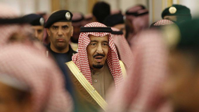 Media blackout following Saudi Arabia coup attempt