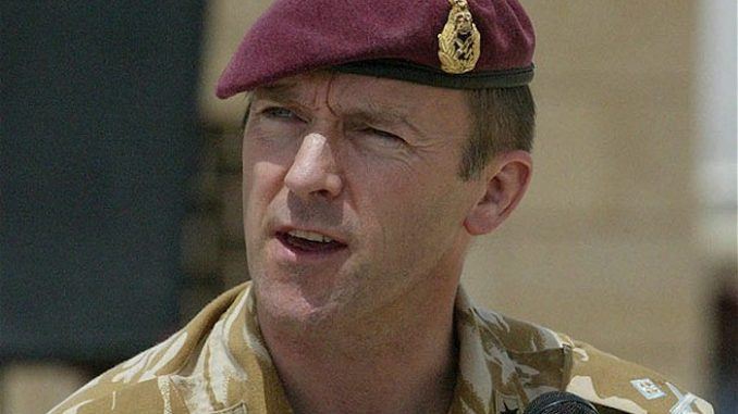 British military chief says Assad did not use chemical weapons