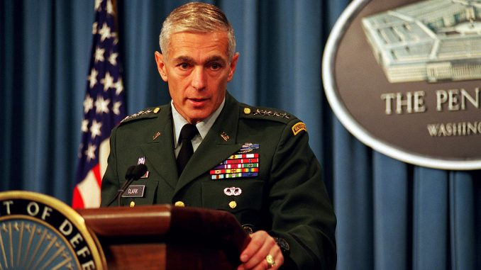 US General leaks plan to overthrow Syria and start World War III