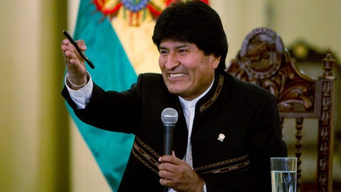 Bolivia declares total independence from IMF and world bank