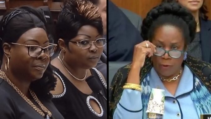 7d9c56cd87c17 Conservative social media stars Diamond and Silk were treated like  criminals by Democrats in Congress,