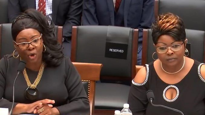 On Thursday, pro-Trump social media stars Diamond and Silk testified that they and other conservatives had been censored on social media.