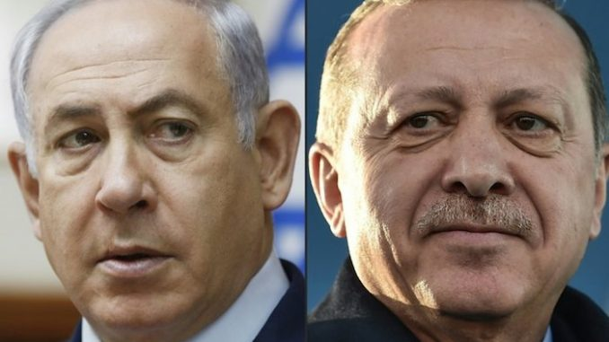 Erdogan calls out Netanyahu as world's biggest terrorist