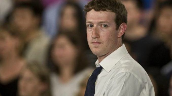 Facebook bans pro-Trump pages critical of Mark Zuckerberg