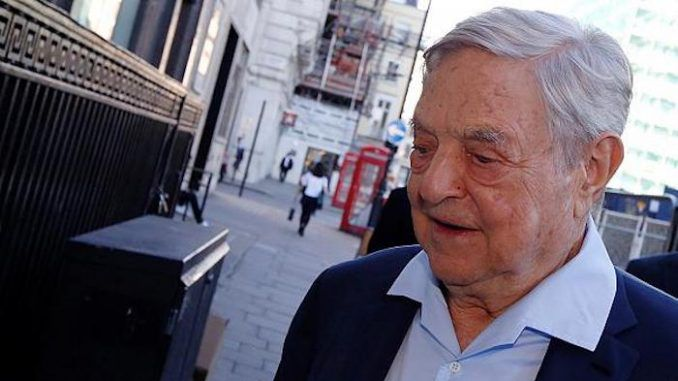 George Soros declares Hungarian election result 'null and void'