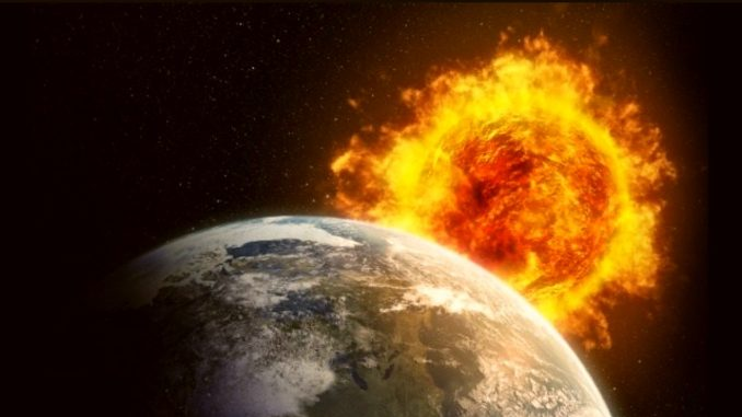 At 8 p.m. Eastern Time on Thursday night, a huge interplanetary shock wave slammed into Earth at supersonic speed, wreaking havoc on electrical and GPS systems worldwide.