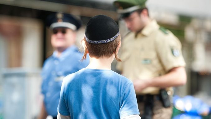 Germany bans Jews from wearing Kippahs as they may trigger immigrants