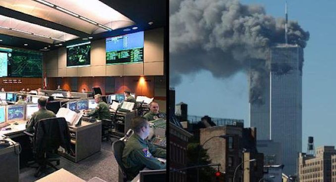 NORAD admit that military computers were seemingly 'hacked' during 9/11 attacks, preventing them from doing their job
