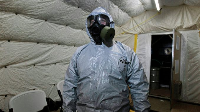 OPCW finds no evidence of chemical weapons in Syria