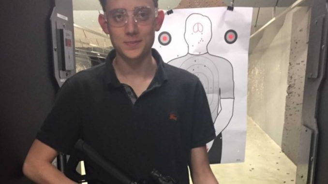 Parkland shooting survivor threatened with expulsion after visiting gun range with his dad