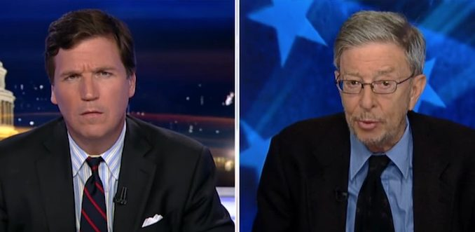 Prof Stephen Cohen warns nuclear war with Russia is now inevitable