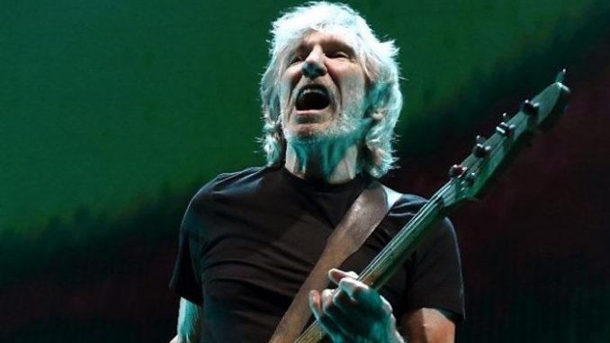 Pink Floyd's Roger Waters speaks out against false flag attack in Syria