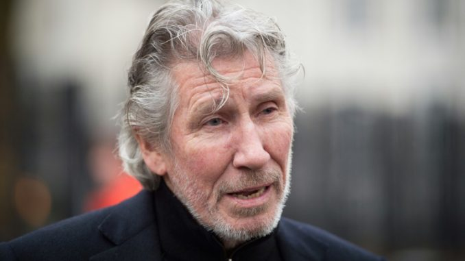 Roger Waters claims White Helmets tried to hire him