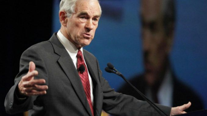 Ron Paul warns UN weapons inspectors won't find anything in Syria, but US will still go to war