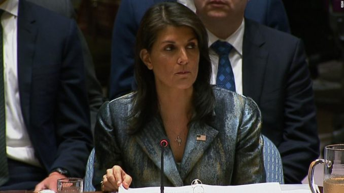 U.S. to impose sanctions on Russia over false flag Syrian chemical attack