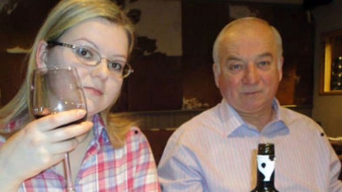 Sergei Skripal had worked on the discredited Trump dossier with MI6