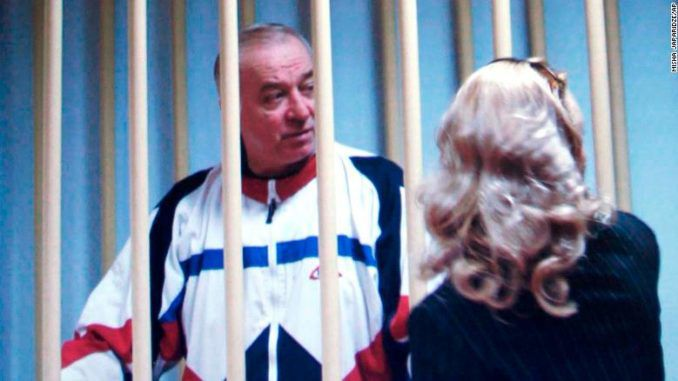 Sergei Skripal Was Poisoned By Fentanyl Not Novichok