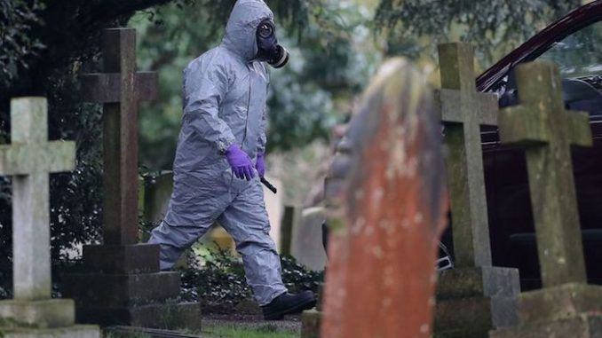 Putin accuses UK government of staging Skripal poisoning to demonize Russia