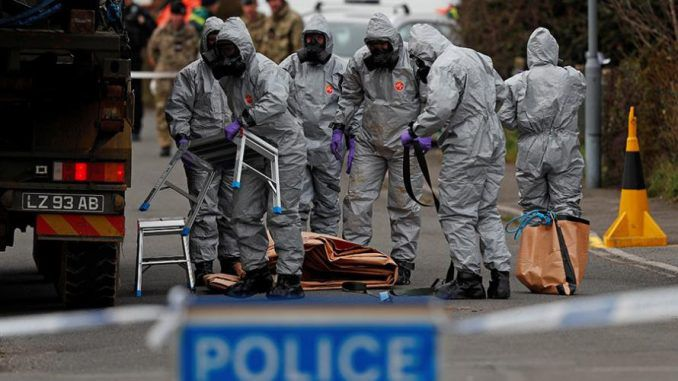 The substance used on Sergei Skripal in Salisbury was a nerve agent called BZ, according to the results of a study by a Swiss lab.