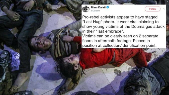 BBC journalist exposes false flag Syrian gas attack