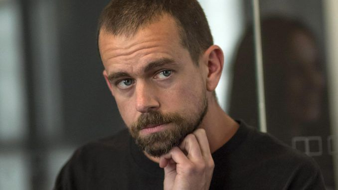 Twitter CEO Jack Dorsey supports bloodless civil war against Trump supporters