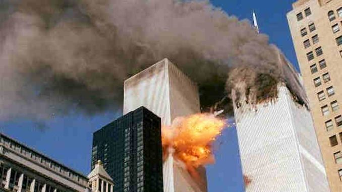 US army ran drill on 9/11 that prepared for plan crashing into world trade center
