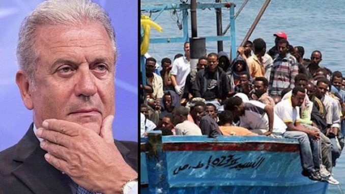 "European Union commisioners have announced they plan to halt ""illegal migration"" to Europe by opening the floodgates and ""making it legal"" for more Africans to migrate north."