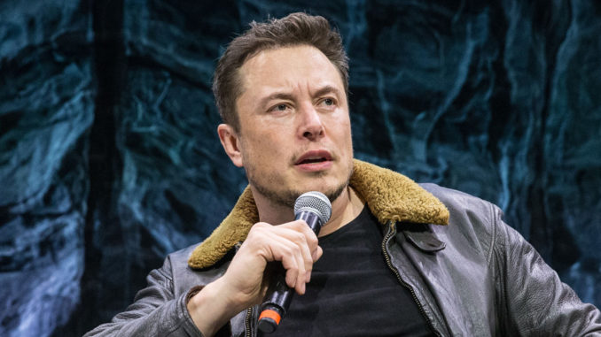Elon Musk says most of the worlds media is controlled by the New World Order