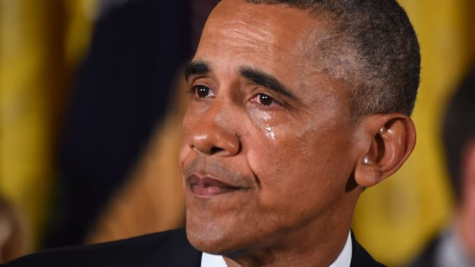 Obama took acting lessons to push for gun control following Sandy Hook