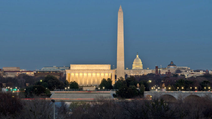 An investigative report by WRC-TV in Washington, D.C., has found dozens of spy towers and devices around the nation's capital — and even more troubling is the fact nobody is entirely sure what they are doing or how they got there.