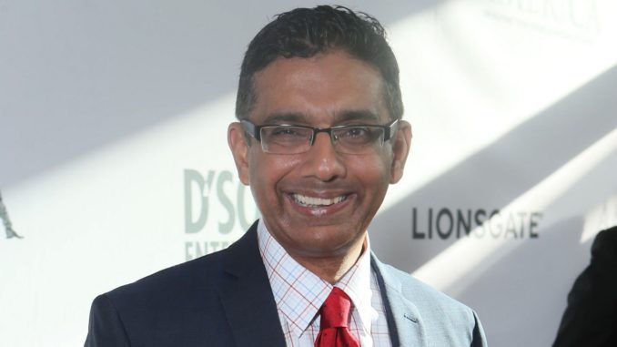 President Trump has announced that he will issue a full pardon for conservative commentator Dinesh D'Souza, who was found guilty in 2014 on charges of making illegal campaign contributions in other people's names.
