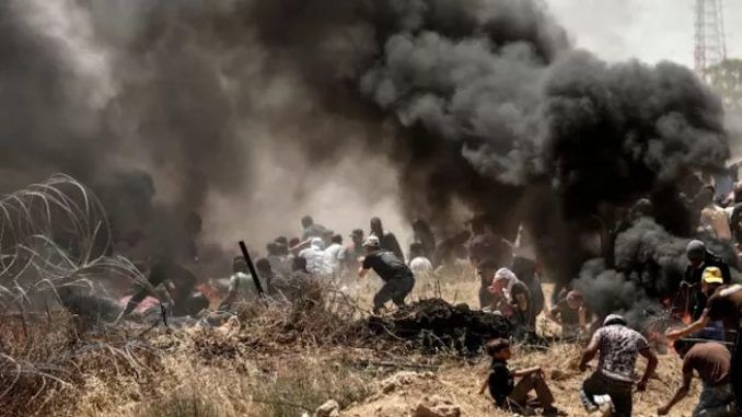 United Nations warn that Gaza has fallen